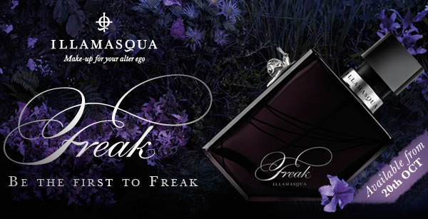 Illamasqua - Freak - Be the first to Freak